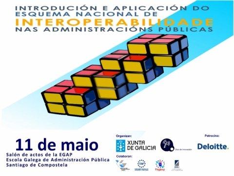 Imaxe - Xornada sobre Introdución e aplicación do Esquema Nacional de Interoperabilidade nas Administracións Públicas